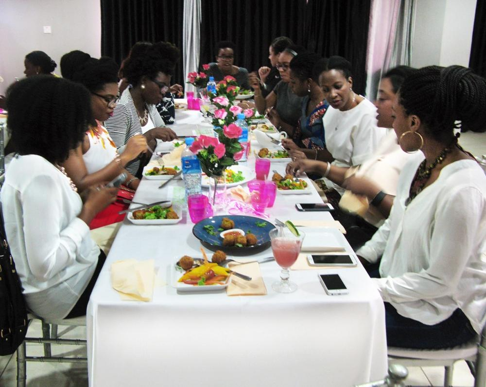 The Kinky Apothecary's Secret Natural Hair Brunch March 29