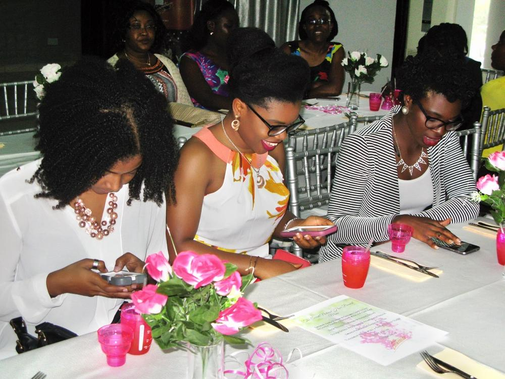 The Kinky Apothecary's Secret Natural Hair Brunch March 5