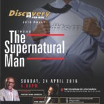 The Supernatural Man
