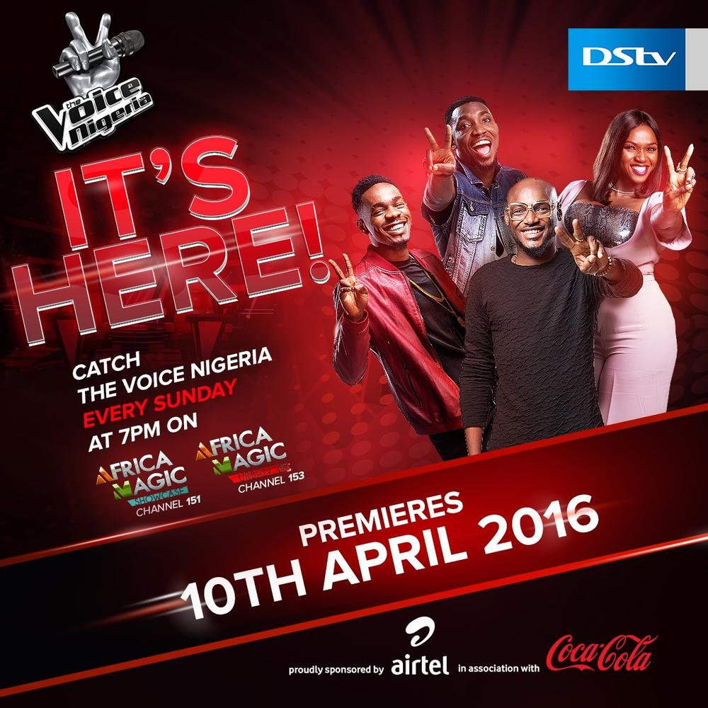 The Voice - It's Here copy