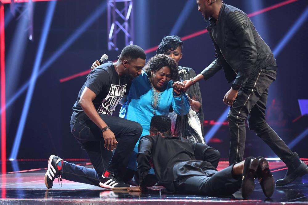 The Voice Nigeria - Episode 2