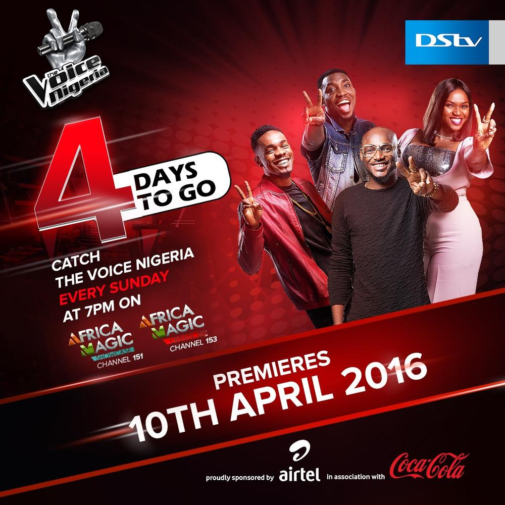 The Voice Nigeria copy