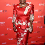 NEW YORK, NY - APRIL 26:  Co-founder of Transparency International Obiageli Ezekwesili attends 2016 Time 100 Gala, Time's Most Influential People In The World red carpet at Jazz At Lincoln Center at the Times Warner Center on April 26, 2016 in New York City.  (Photo by Dimitrios Kambouris/Getty Images for Time)