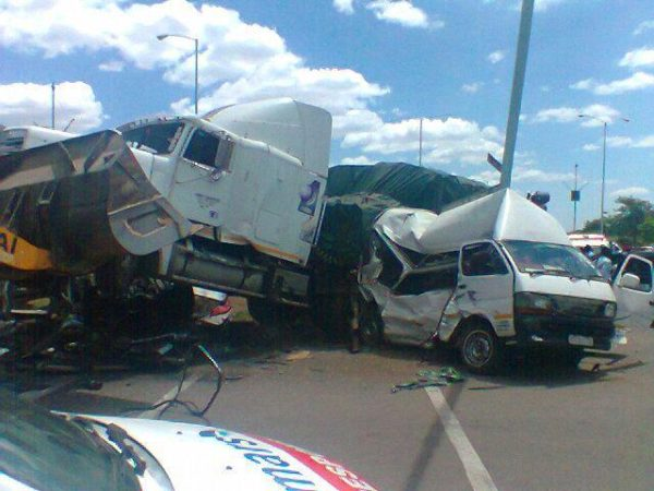 File Photo: Accident scene