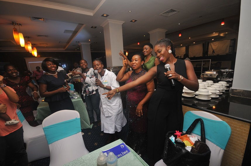 Tiwa Savage Moms Know Best Pampers Event BDJ_6198