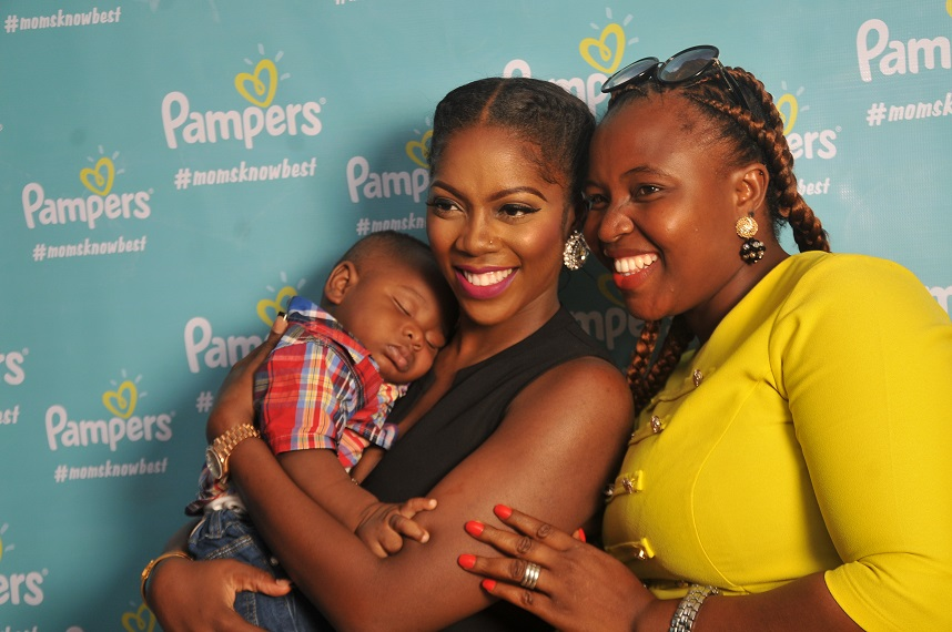 Tiwa Savage Moms Know Best Pampers Event BDJ_6272