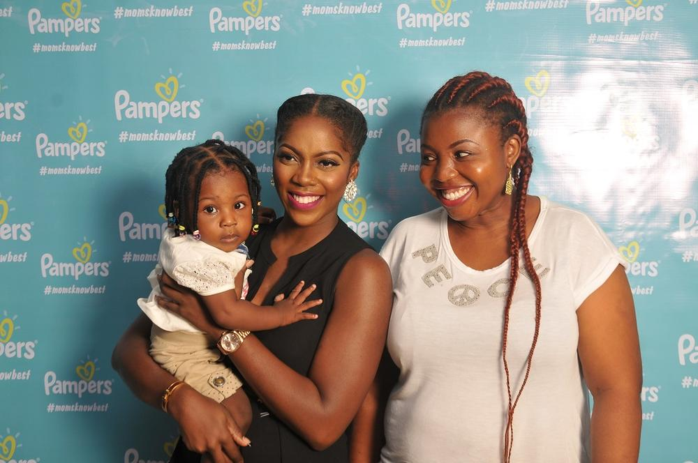 Tiwa Savage Moms Know Best Pampers Event BDJ_6280