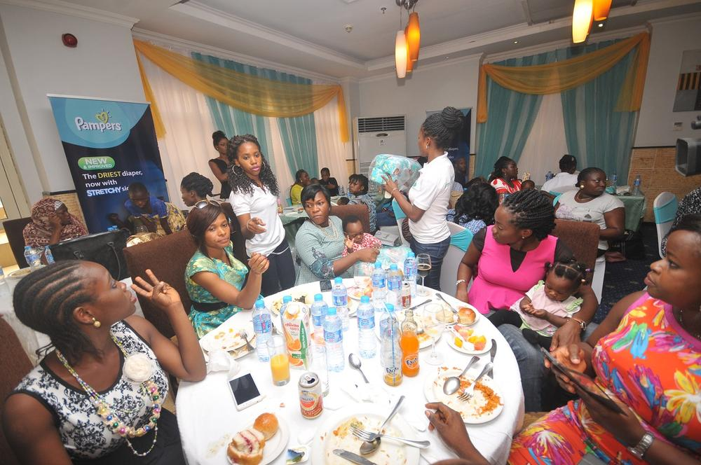 Tiwa Savage Moms Know Best Pampers Event BDJ_6344