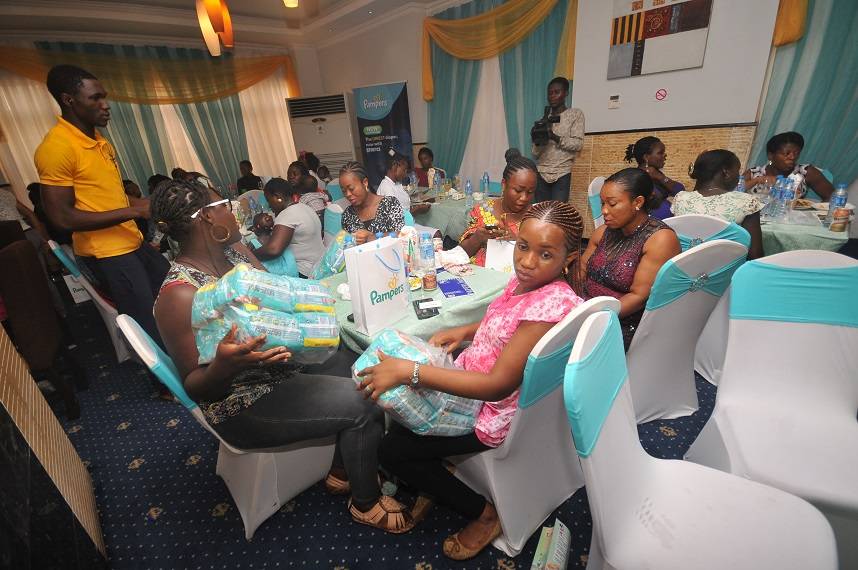 Tiwa Savage Moms Know Best Pampers Event BDJ_6356