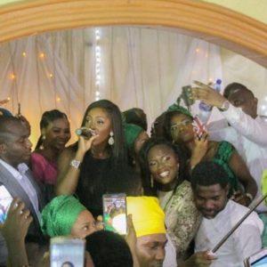 Tiwa-Savage-Suprise-Wedding