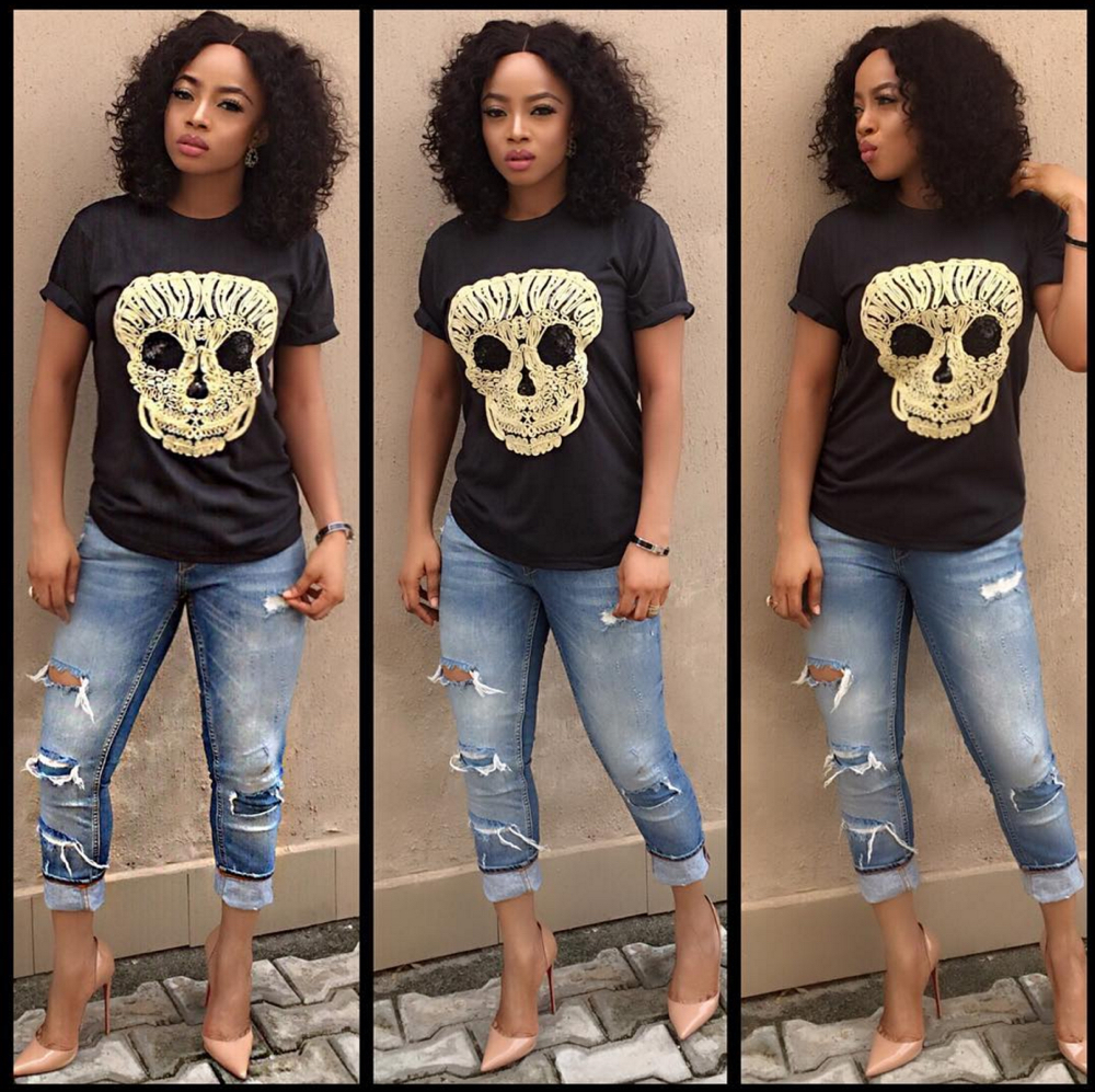 Toke Makinwa_April 2016 2
