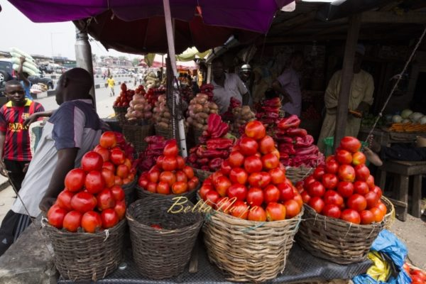 Tomatoes in the Market | Nsoedo Frank | Foto.com.ng