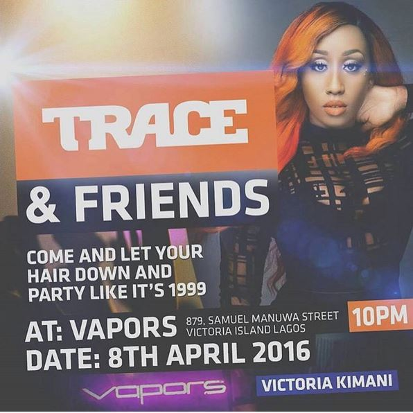 Trace and Friends- Victoria Kimani