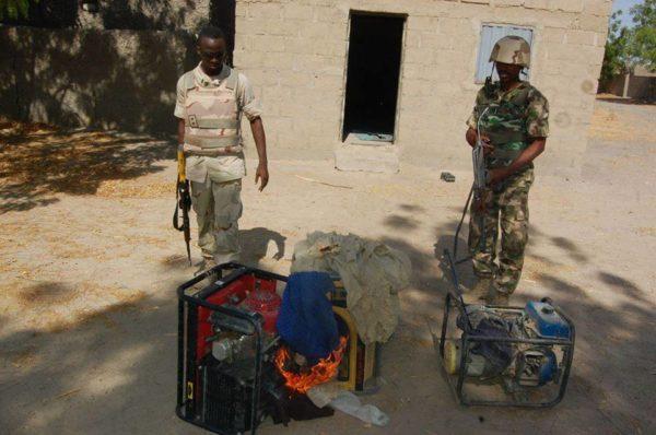 Troops Arrest BHT Logistics Elements1