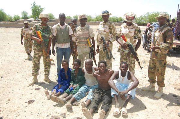Troops Arrest BHT Logistics Elements4