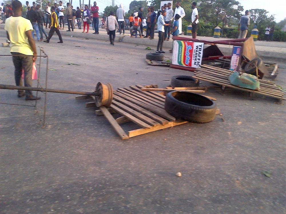 Uniport Protest2