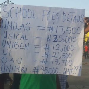Uniport Protest4