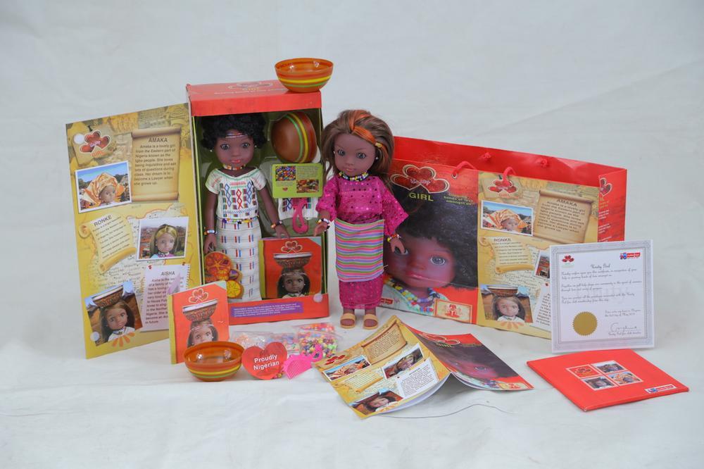 Unity Dolls Pic