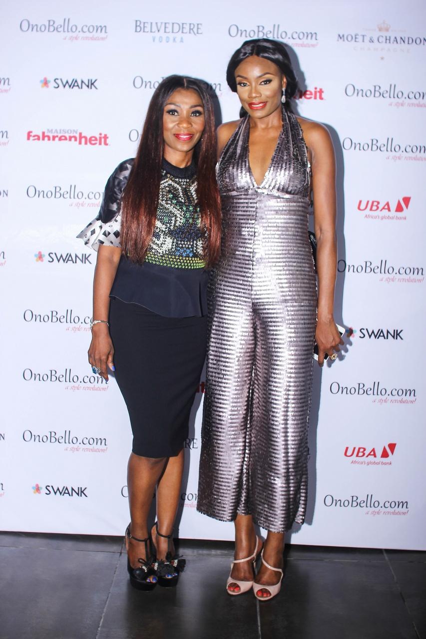 Vivian Oputa & Ono Bello