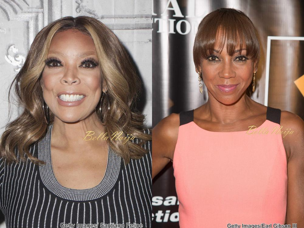 Wendy Williams Gets Called Out For Throwing Shade At Holly