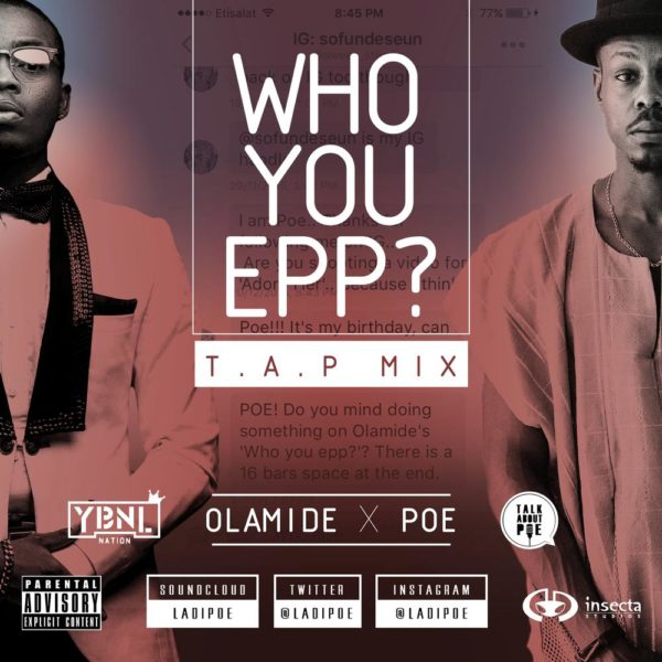 Who You Epp_ Poe