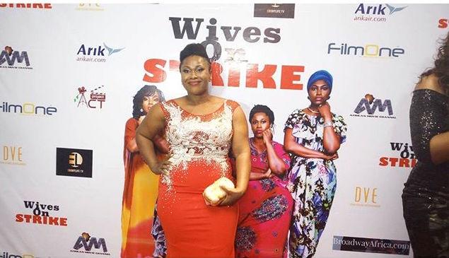Wives on Strike Premiere BellaNaija 30