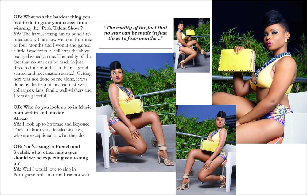 Yemi Alade Swimsuit for Ono Bello5