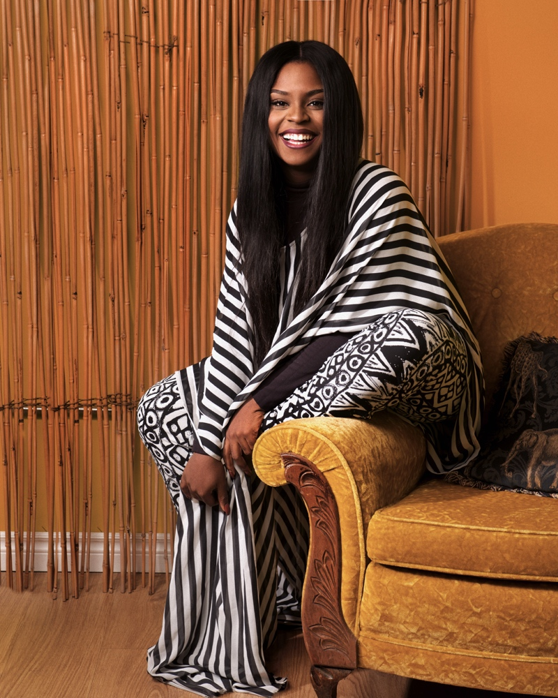 andrea iyamah ella decoration SA bellanaija april2016_Andrea for Elle 2
