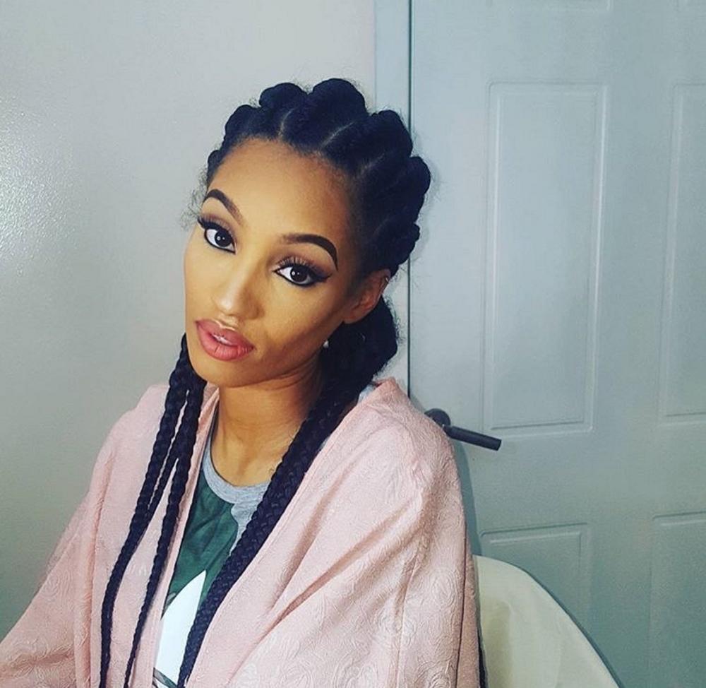 Remarkable Trending Braided Hairstyles 2016 Braids Short Hairstyles For Black Women Fulllsitofus