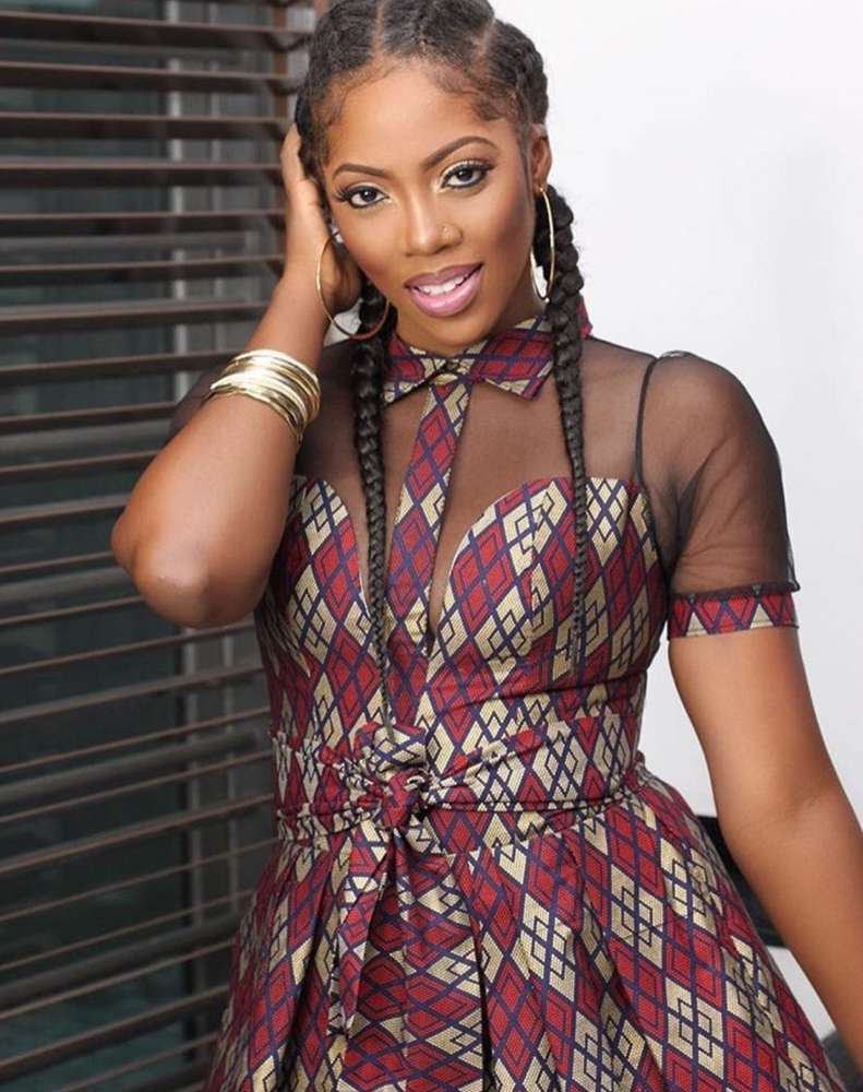 Bnfrofriday Hair Trend Bellanaija April2016 Tiwa Savage