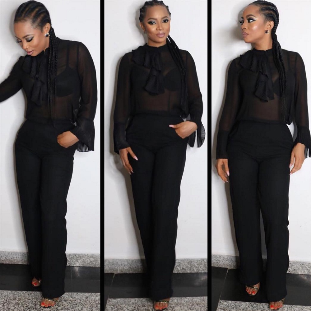 bnfrofriday hair trend bellanaija april2016_toke makinwa