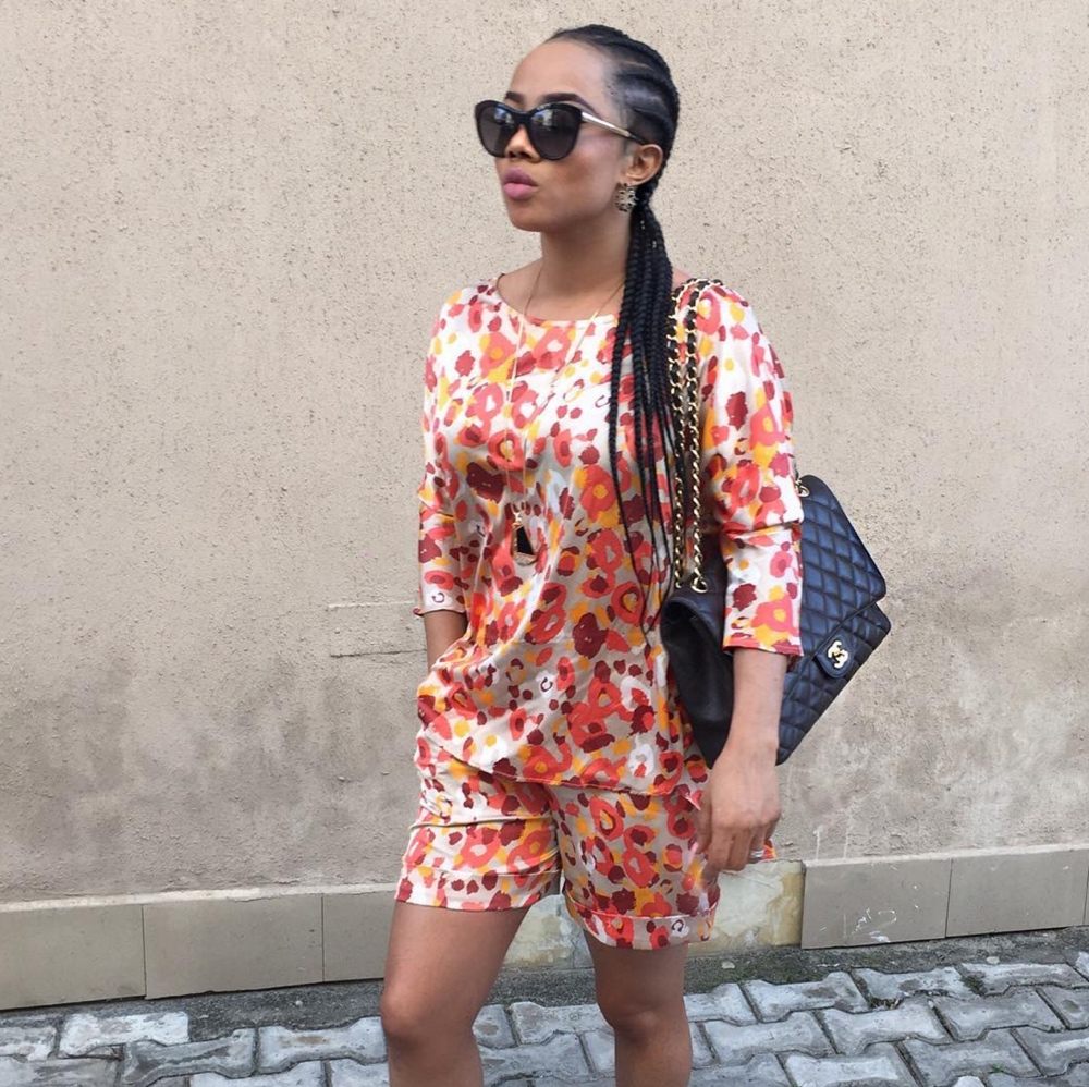 bnfrofriday hair trend bellanaija april2016_toke makinwa1