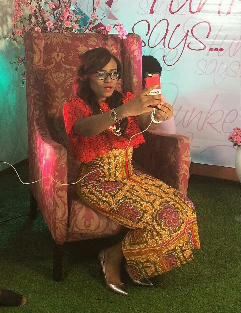 funke bucknor-obruthe on funke says set