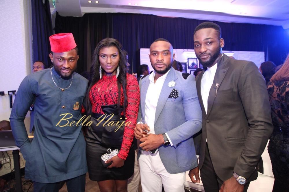 Uti, Ufuoma, Eyinna & Gbenro