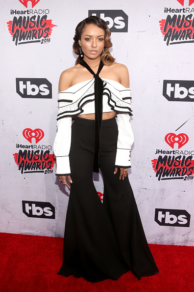 INGLEWOOD, CALIFORNIA - APRIL 03: Actress Kat Graham attends the iHeartRadio Music Awards at The Forum on April 3, 2016 in Inglewood, California. (Photo by Jesse Grant/Getty Images for iHeartRadio / Turner)