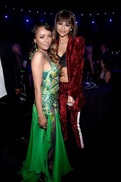 Kat Graham and Zendaya