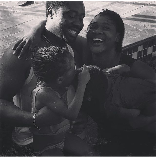 Family outing Mercy Johnson-Okojie & Family enjoy a Fun Day Out