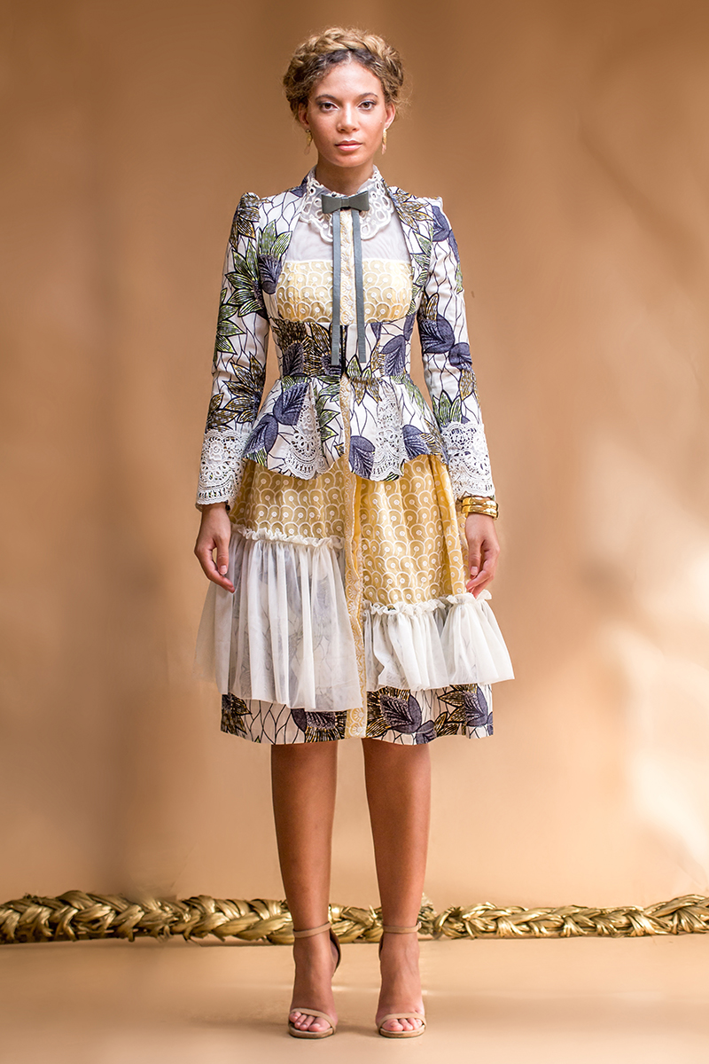 Check Out These Lovely Dresses Made By Ghanaian Womenswear Designer Christie Brown [Photos]