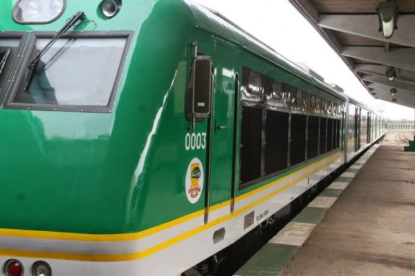 Senate visits $5.8 Billion Railway Modernisation Project site