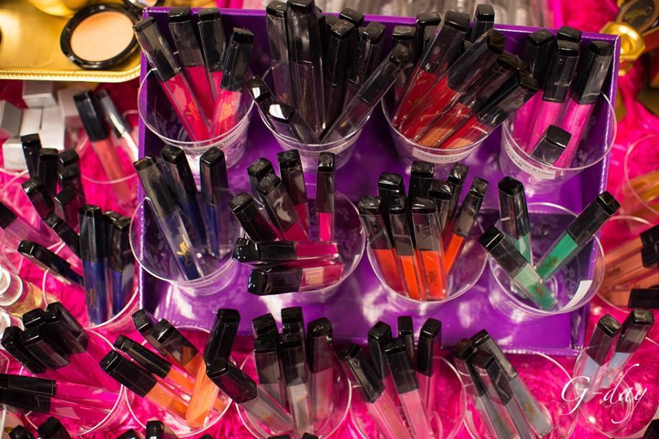 omolewa cosmetics launch bellanaija april2016_Omolewa Opaque Lip Creme