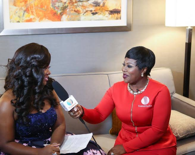 omolewa cosmetics launch bellanaija april2016_Vomoz Media Interviews Jackie Appaih