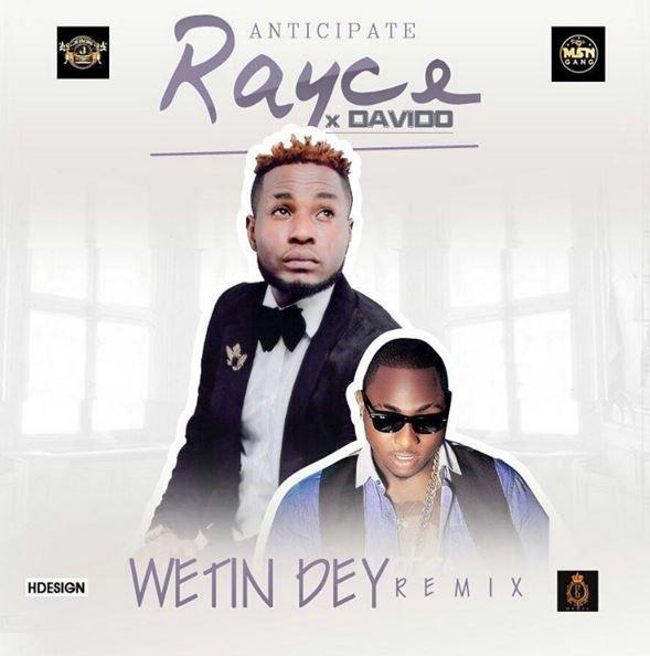 rayce and davido