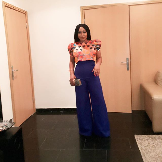 rita dominic in lanre dasilva ajayi april 2016