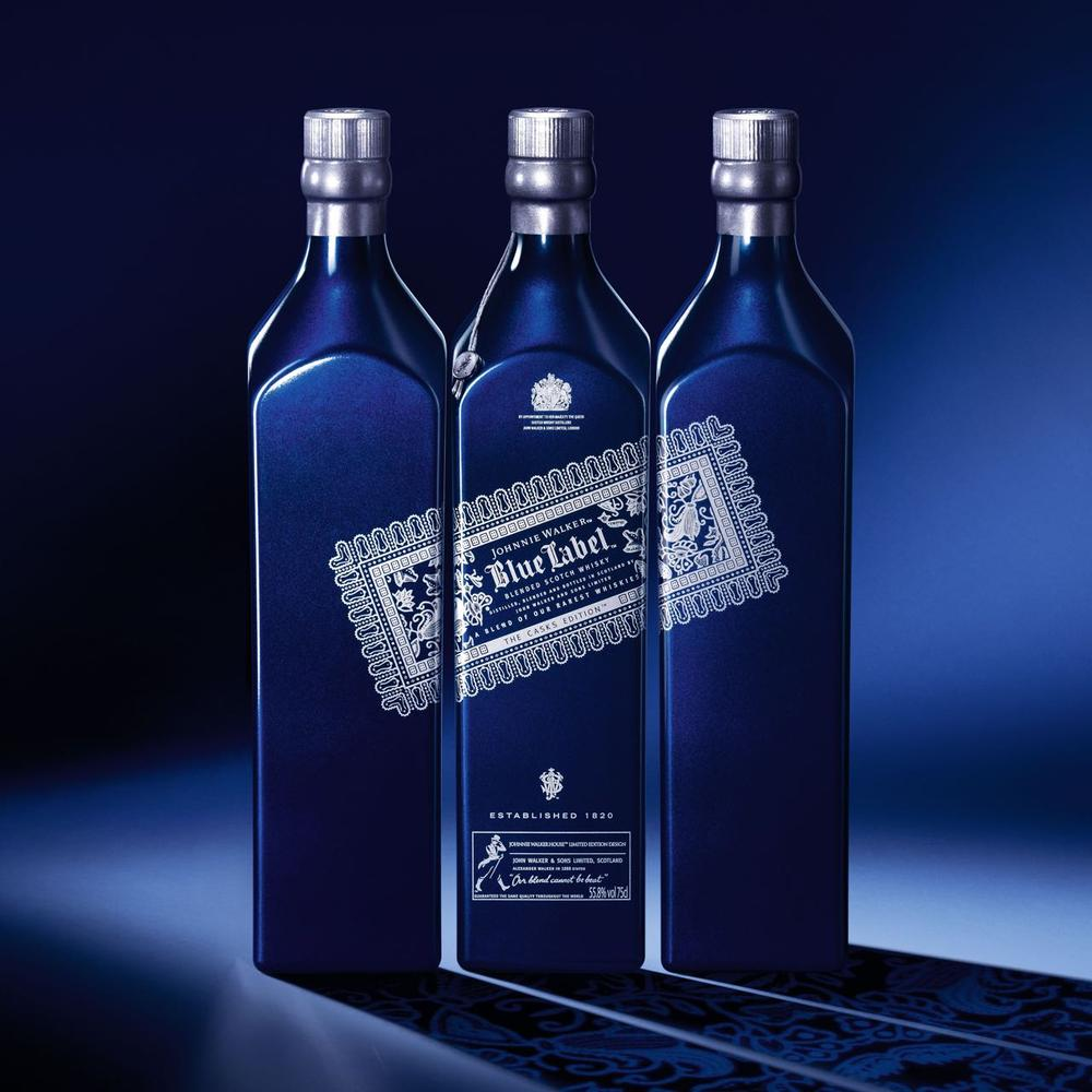 The Art Of Gifting Share The Johnnie Walker Blue Label