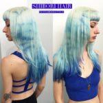 shibori tie dye hair bellanaija april2016