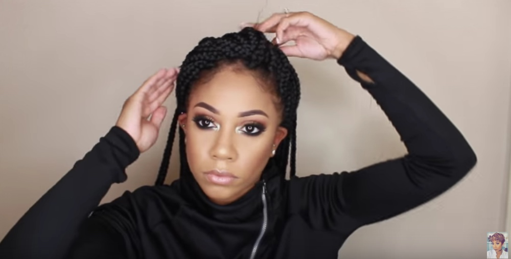 styling box braids bellanaija april2016_Screen Shot 2016-04-24 at 19.56.43