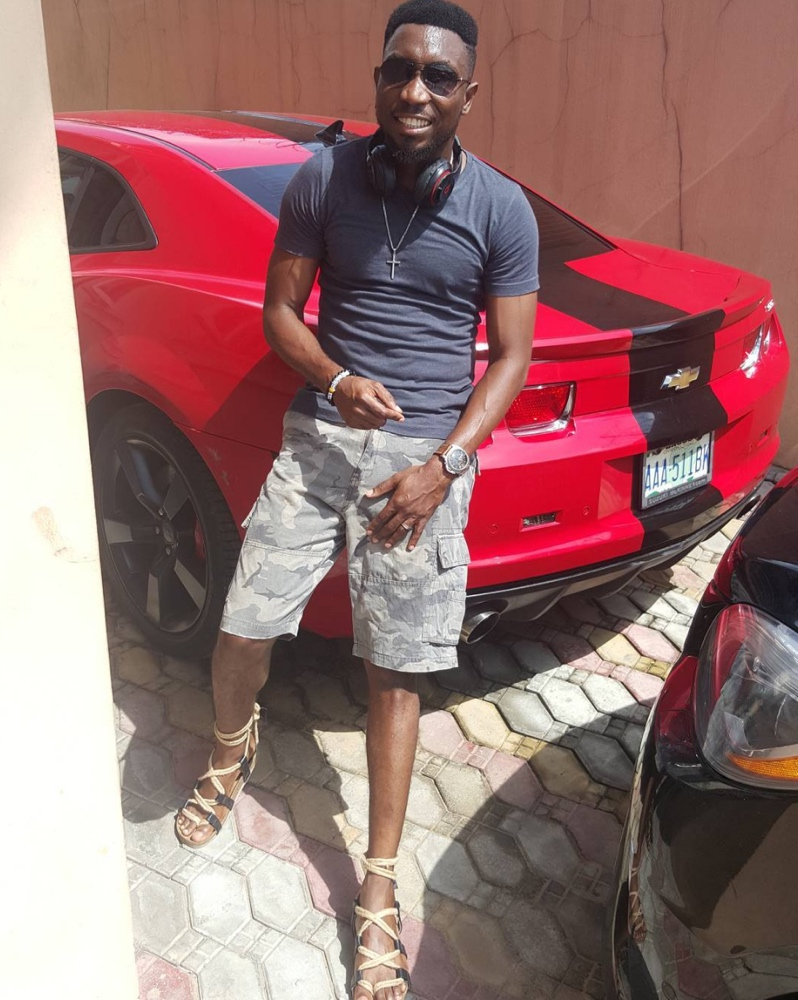 Image result for iNSTAGRAM Photos of Timi Dakolo