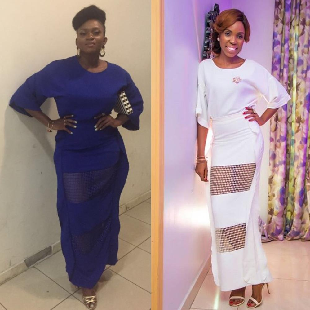 waje and lala akindoju in wanger ayu bellanaija april2016
