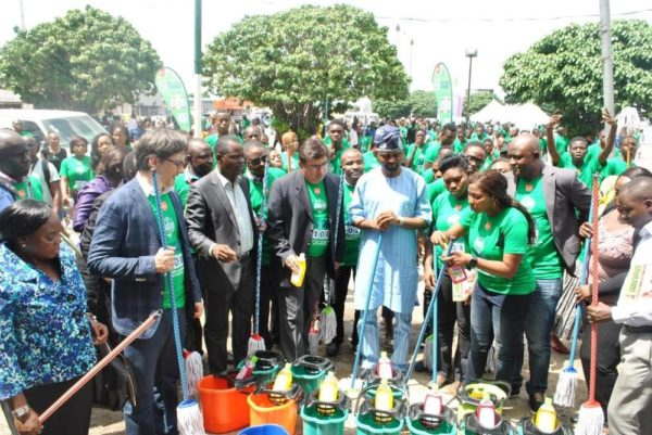Dettol Cleans Naija With Dettol Multi Surface Cleaner
