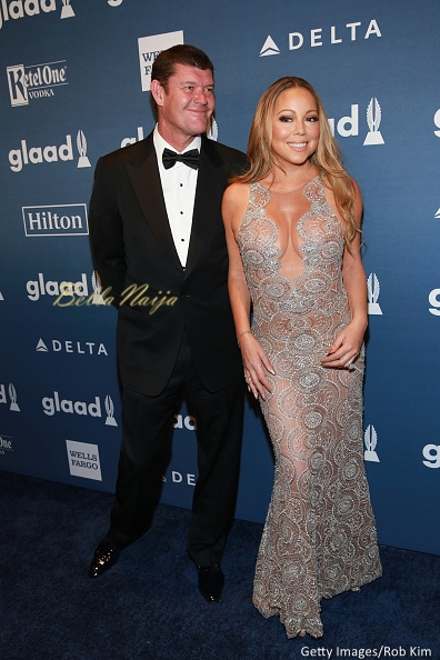 James Packer & Mariah Carey